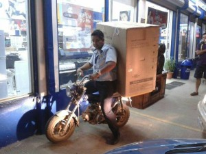 And More Quality Delivery Service in Costa Rica