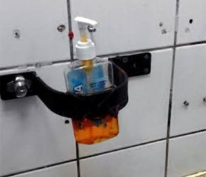 Costa Rica Soap Dispenser