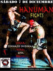 Hanuman Fights Dec. 7