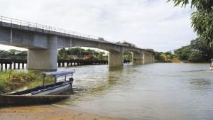 Santa-Fe bridge nicaragua costa rica border crossing