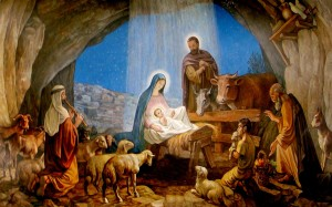 birth of jesus christmas
