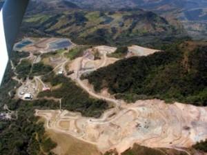 costa rica gold mining
