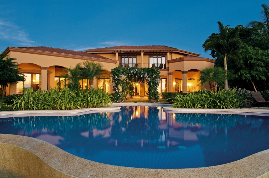 Costa rica luxury home tax for january 2014 the costa for Costa rica luxury homes for sale