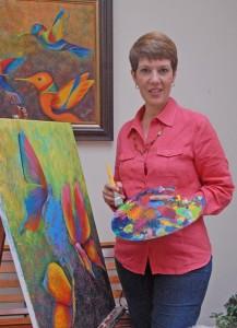 luz y color hidden art gallery