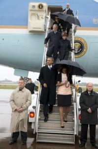 obama bush nelson mendela funeral