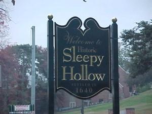 sleepy hollow ghosts 1