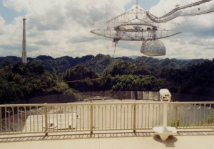 Arecibo of the sacred 1