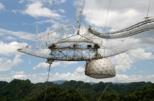 Arecibo of the sacred main