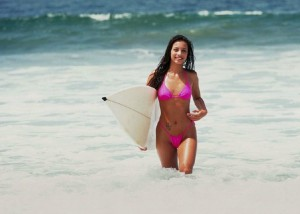 Hot surfer girl 1