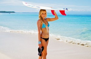Hot surfer girl 2