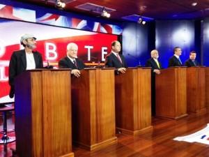 costa rica presidential debate
