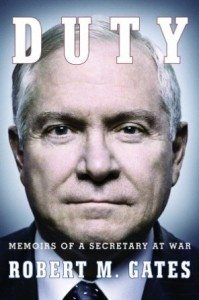 duty robert m gates