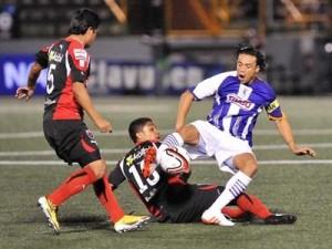 Alajuelense VS Saprissa la liga el clasico 1