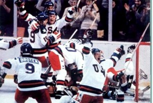 miracle on ie olympic hockey  usa russia 1