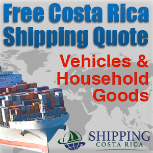 Costa Rica Shipping