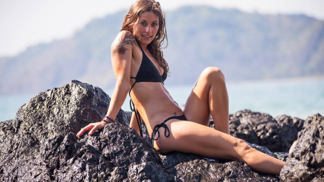 Allison Bee Levy Surf Girl of the Week - Scott Alexander 1