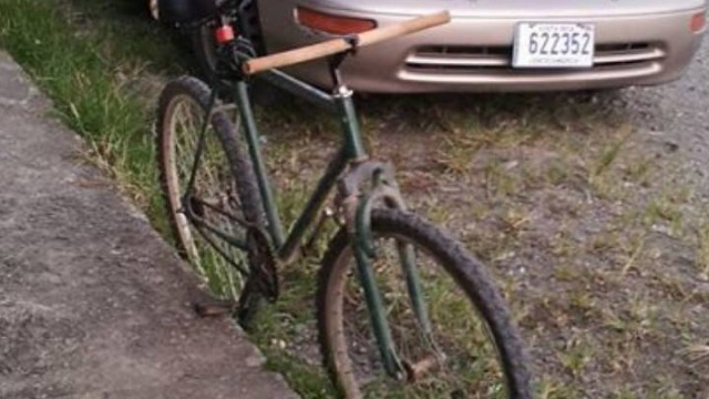 Costa Rica Bicycle Repair