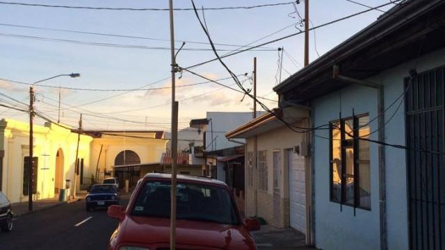 Costa Rica Electric Post