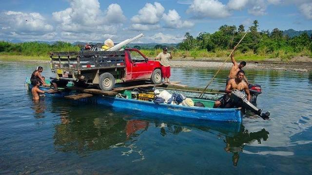 Costa Rica Ferry