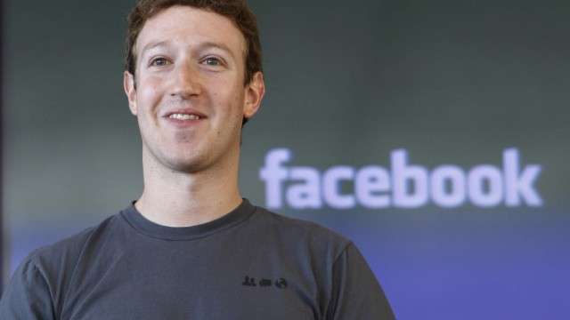 Mark Zuckerberg internet security