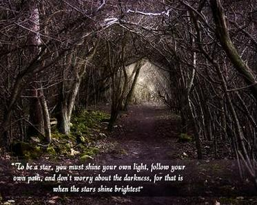 follow you own path