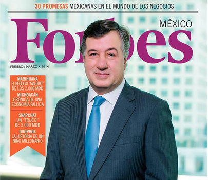 forbes central america
