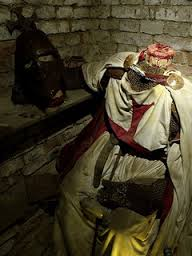 headless knight templar prague
