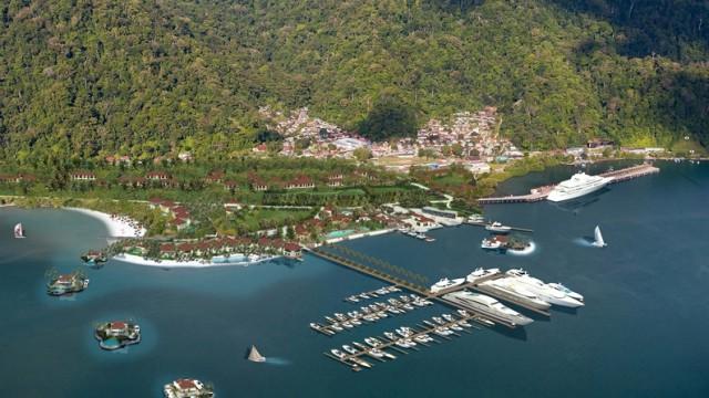 Golfito Marina Costa Rica