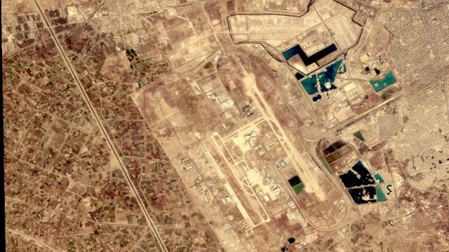 H1 Airfield iraq