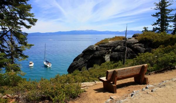 Laguna del Arenal costa rica beach 1