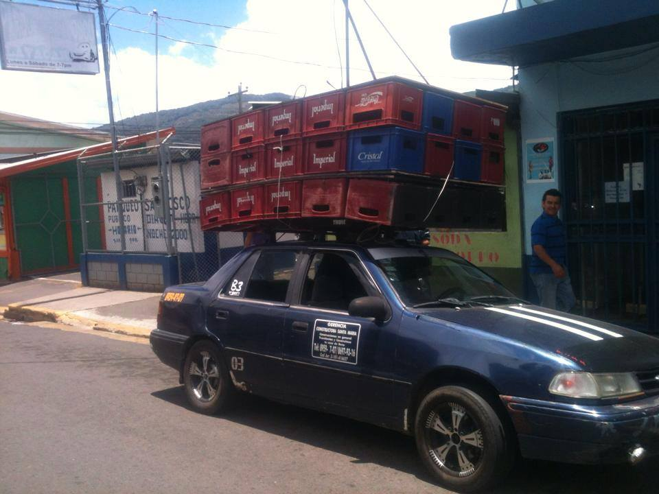 Safe Beer Delivery in Costa Rica