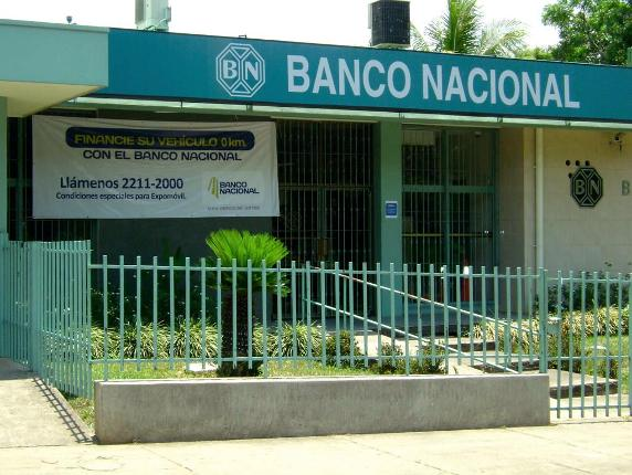 Banco Nacional Online Payment System Down Costa Rica