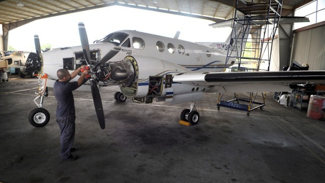 costa rica drug cartel plane