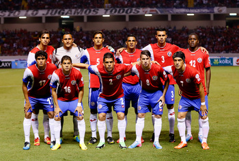 costa rica national team world cup