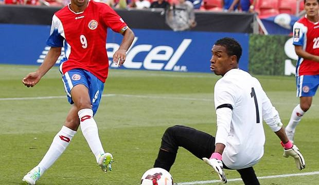 costa rica world cup alvaro saborio 1