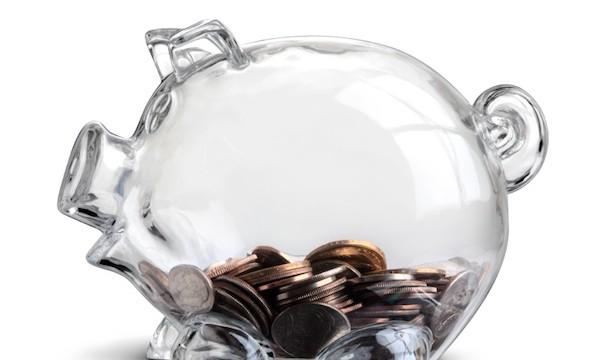 Piggy Bank Some Savings