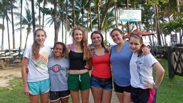 teen spanish camp intercultura