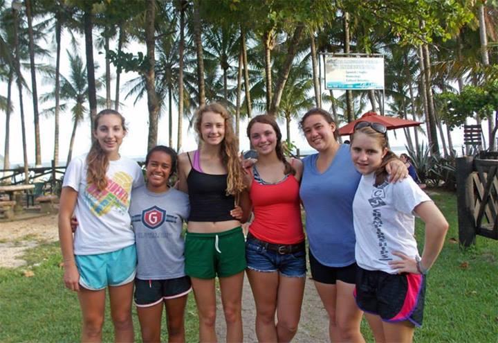 Academic summer camp for teen