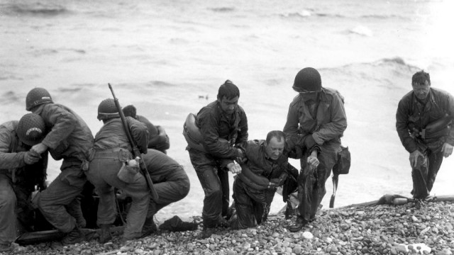D-Day Anniversary Normandy 1