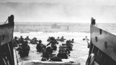 D-Day Anniversary Normandy