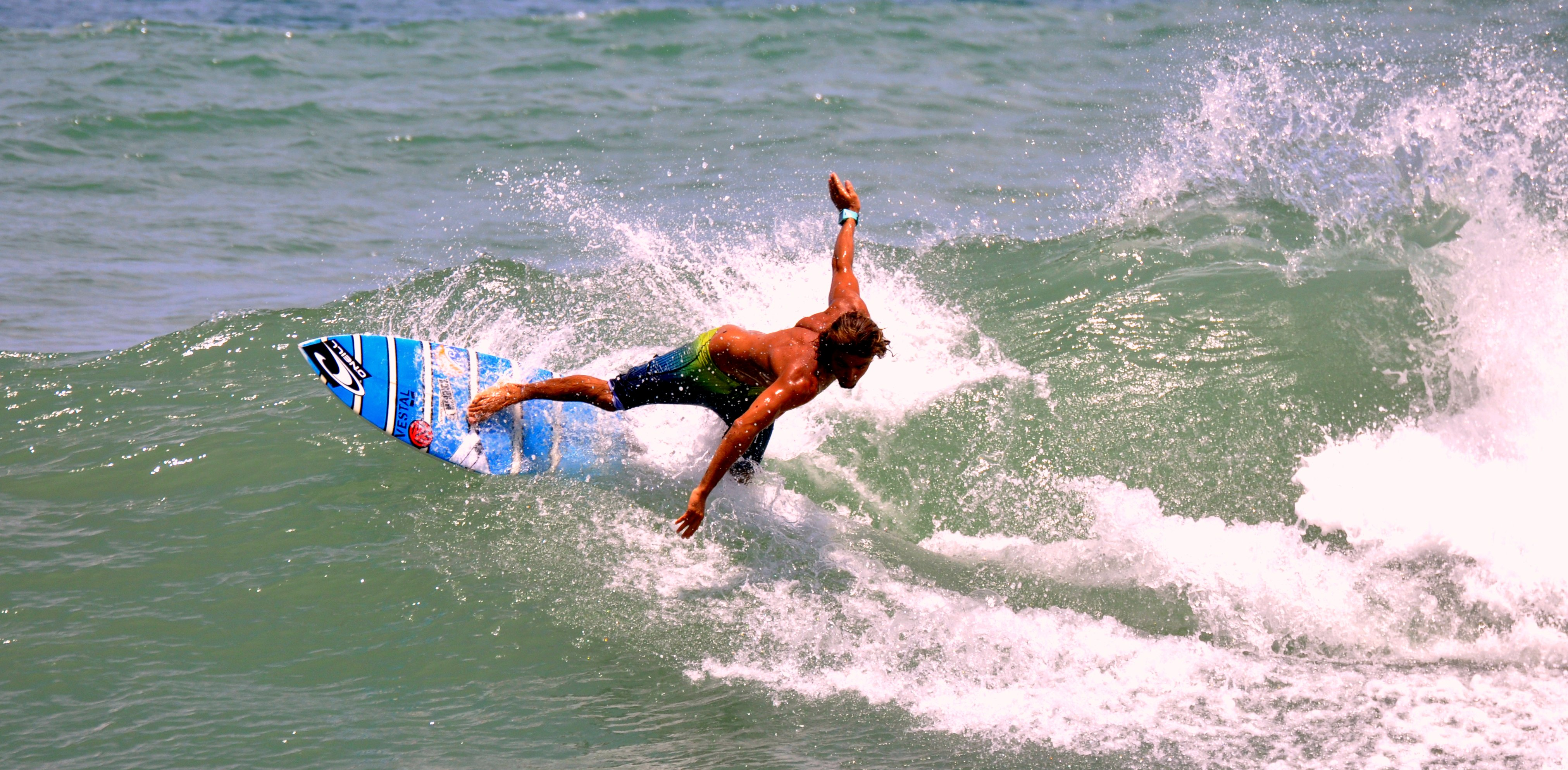 costa rica picture of the day backyard surf contest in playa hermosa
