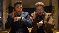 Seth Rogen and James Franco the interview main