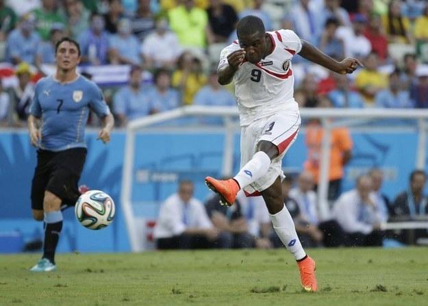 joel campbell goal costa rica uruguay