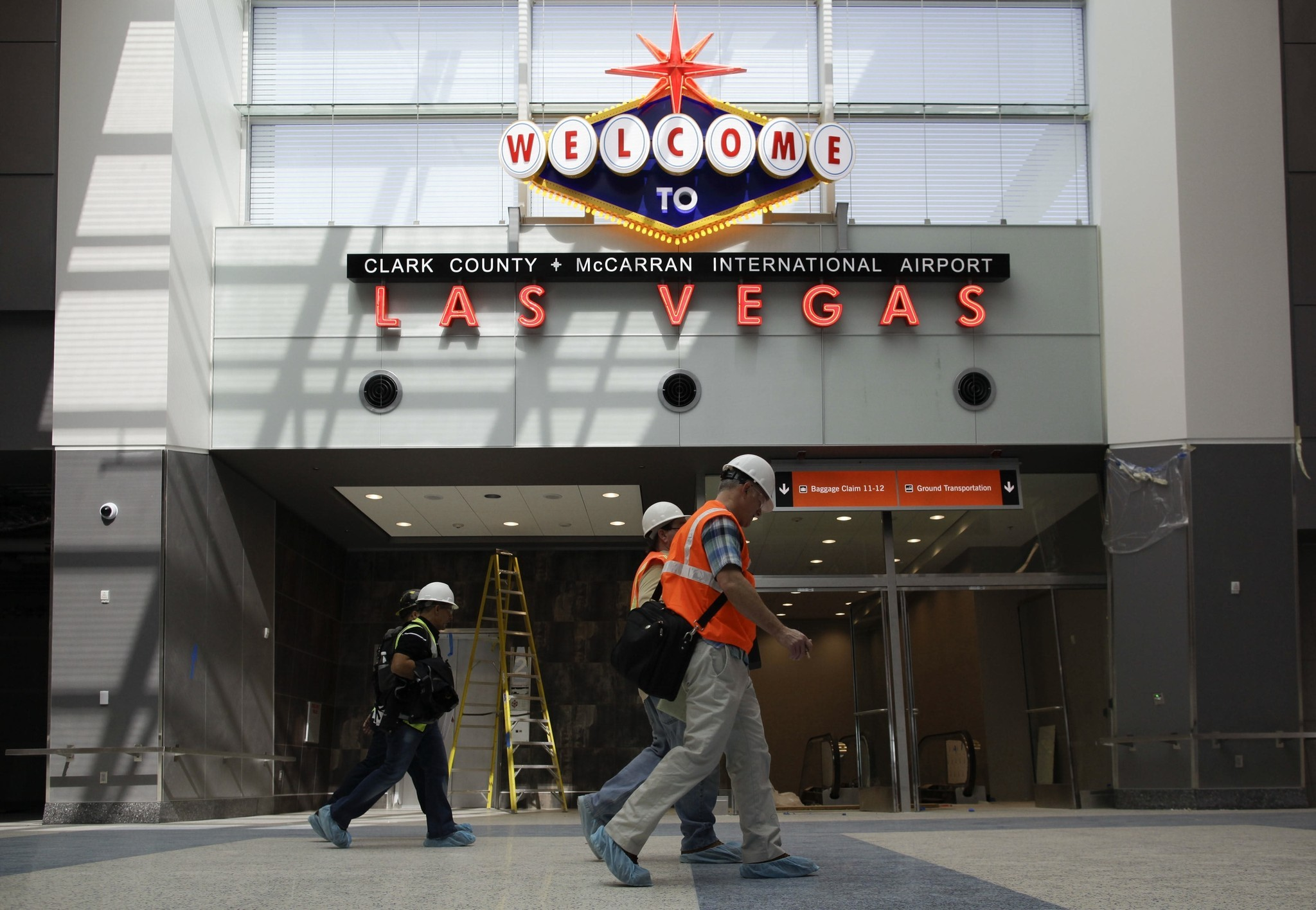 Drink Away Vegas Airport Has Medical Clinic For Hangovers