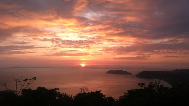 Jaco Costa Rica Sunset