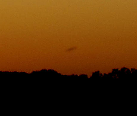 ufo sighting grass valley 1