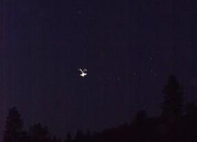 ufo sighting grass valley