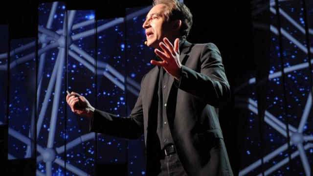Astrophysicist Brian Greene