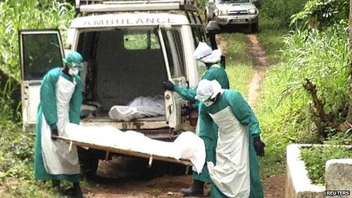 Sheik Umar Khan ebola virus africa