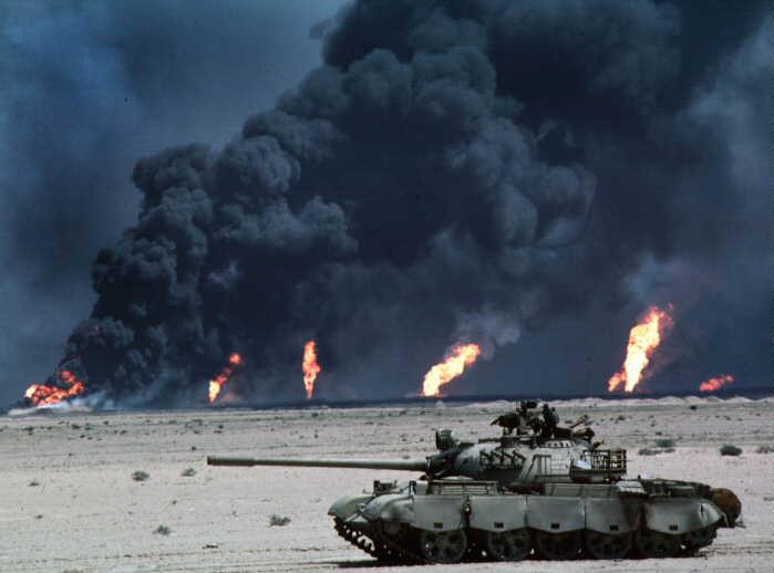 kuwait war 1